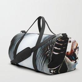 Symmetric Light Duffle Bag