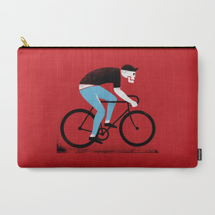 Ride or Die No. 1 Carry-All Pouch