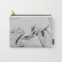 Tory's Eyes Carry-All Pouch