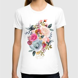 Autumn Rose T-shirt