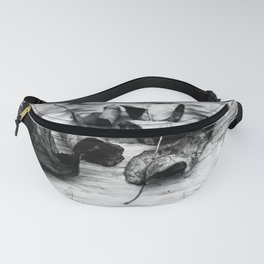 Autumn Leaves Fanny Pack