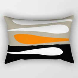 abstract 76 Rectangular Pillow
