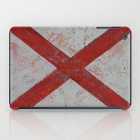 alabama iPad Cases featuring Alabama by Michael Creese