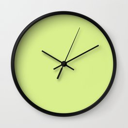 Reef Colour Wall Clock