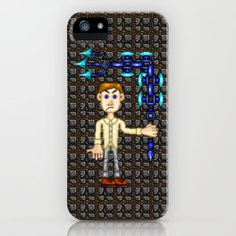Elijah at 13 Years of Age iPhone Case
