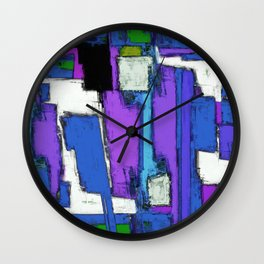 Anvil 2 Wall Clock