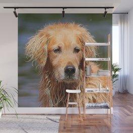 extraordinary animals -Dog 1 Wall Mural