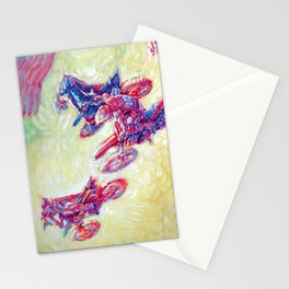 Glen Helen Motocross 2008 Stationery Cards