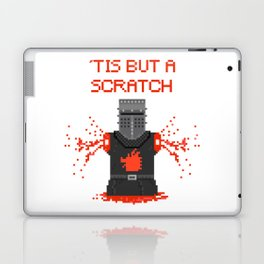 Monty Phyton black knight Laptop & iPad Skin