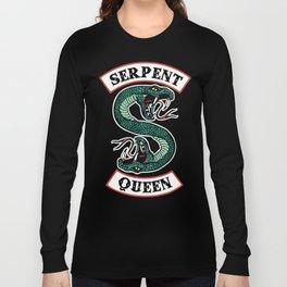 Serpent Queen Long Sleeve T-shirt