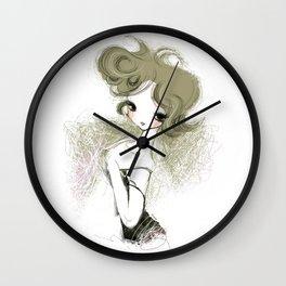 Grinny Liselle Wall Clock