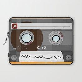 The cassette tape Robot Laptop Sleeve