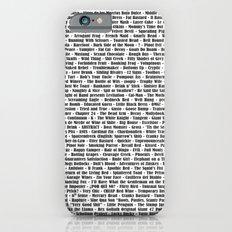 Crazy Fantastic Dirty Wine List Slim Case iPhone 6s