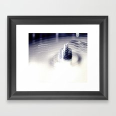 crash 2 Framed Art Print