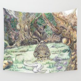 RHX Forest Logo Wall Tapestry