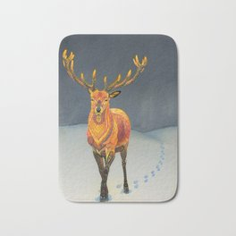 Midwinter Bath Mat