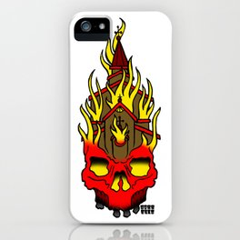 Unholy Roller iPhone Case