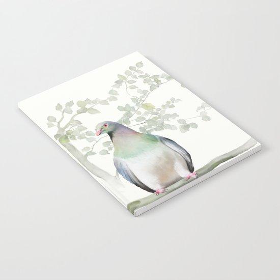 Wood Pigeon Notebook
