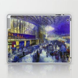 Kings Cross Station Van Gogh Laptop & iPad Skin