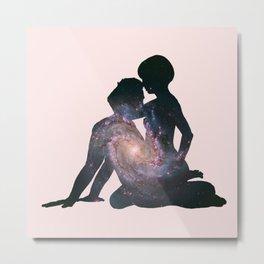 Universe in everything Metal Print