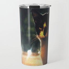 El gato de San Juan Travel Mug
