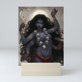 Kali Mini Art Print