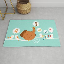 Its a sing along Rug