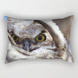 Owlet Rectangular Pillow
