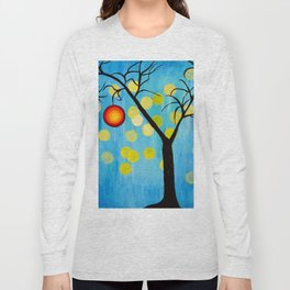 Modern Tree Long Sleeve T-shirt