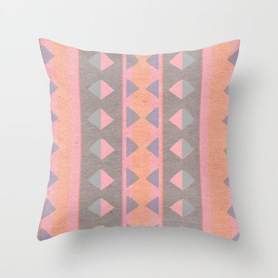 Montana Weave Throw Pillow