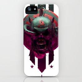 Hail Hydra 6 iPhone Case