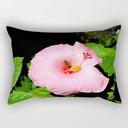 Bee Paradise Rectangular Pillow