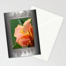 Dwarf Canna Lily named Corsica Stationery Cards