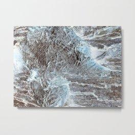 Marble #3 Metal Print