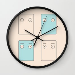 Larry Butz' shirt - Phoenix Wright Wall Clock