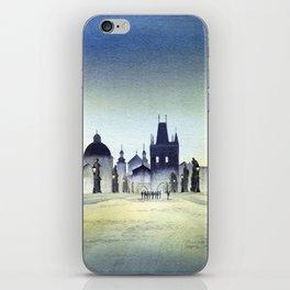 Charles Bridge Prague iPhone Skin