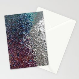 Colorful Dust in Sidelight Stationery Cards