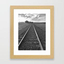 Barrett, Minnesota Framed Art Print