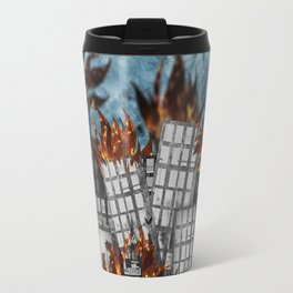 Hell Fire & McDonalds Travel Mug