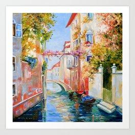 Venice # 2 Art Print