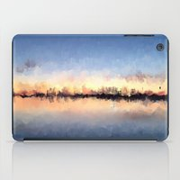 skyline iPad Cases featuring Skyline by kelly*n photography
