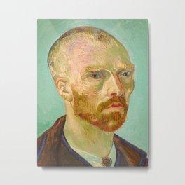 Van Gogh Metal Print