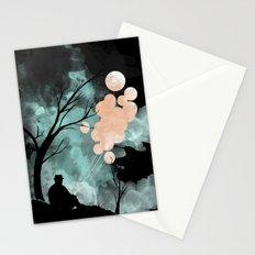 Hush (Alt colors) Stationery Cards