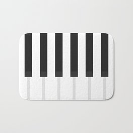 Flat Piano Bath Mat