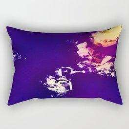 diamondasteroids Rectangular Pillow