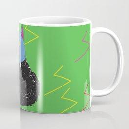 Cat Priest Coffee Mug
