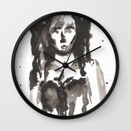 Abused. Ruined. Wall Clock