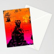 Yippee ki-yay Stationery Cards