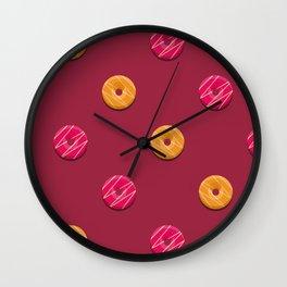 Rasp + CRT Wall Clock