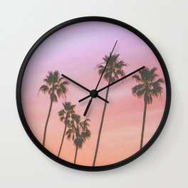 Oh the Places You'll See Wall Clock